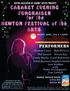 Newton Festival for the Arts 04.29.2014